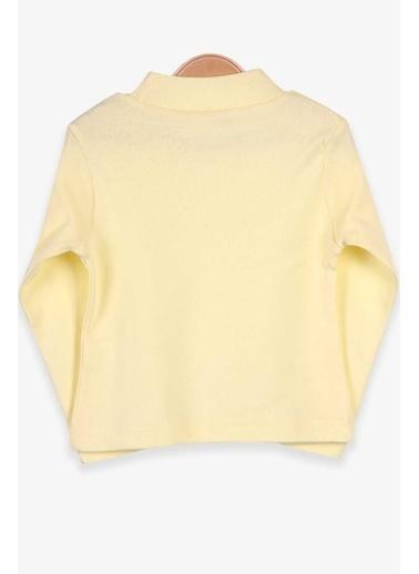 Breeze Tişört Sarı